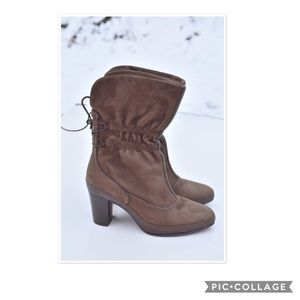 Clarks artisan collection boots